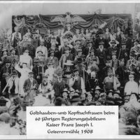 60-jähriges Regierungsjubiläum 1908