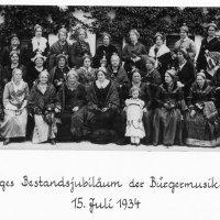100 Jahre Bürgermusik Goisern ...
